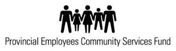 Provincial Employees Community Services Fund logo