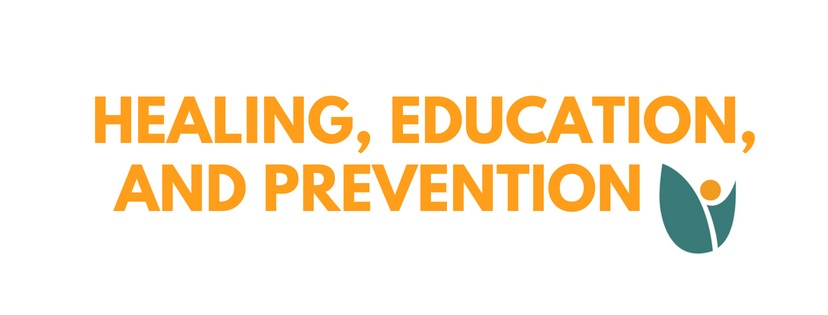 Healing Education Prevention FB Banner
