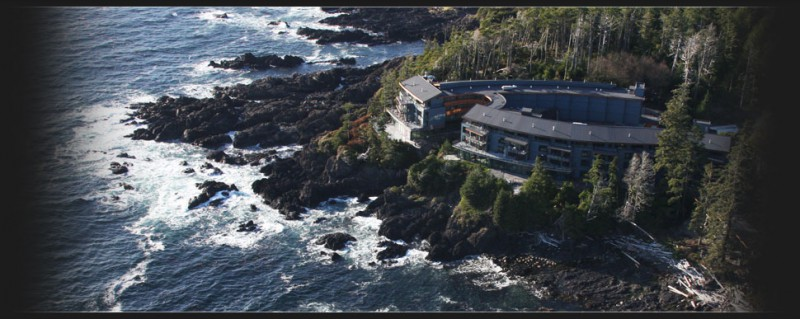 ariel view of black rock oceanfront resort
