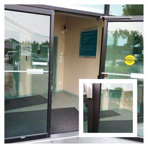 Accessible doors at VSAC!