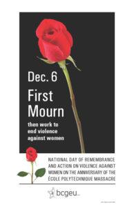 First We Mourn - Dec 6, Part 1