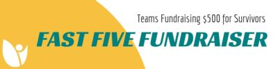 Join the Fast Five Fundraiser!